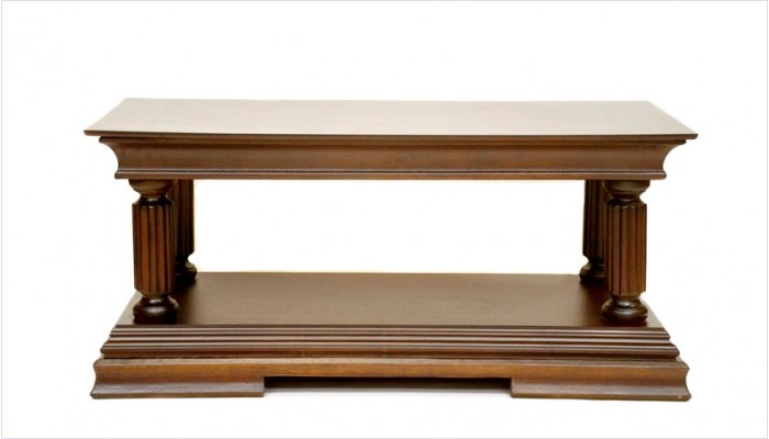 French Empire Coffee Table 120 x 60cm