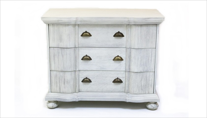 Jameson Chest of Drawers (Oatmeal)