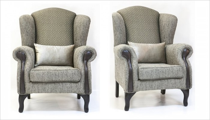 Kingston Wingback Chair