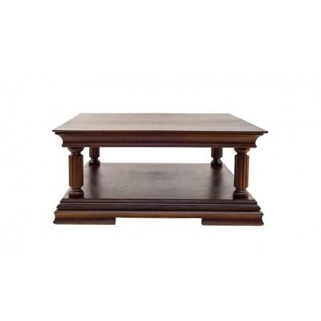 French Empire Coffee Table 120 x 120cm