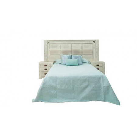 Bellevue Universal Headboard & Side Units (Oatmeal)