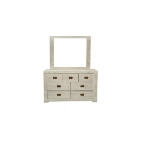 Bellevue Chest of Drawer (Oatmeal)